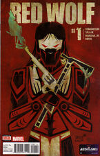 RED WOLF (2015) #1 New Bagged