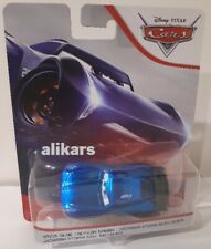 Steel Blue JACKSON STORM Metallic Metalico Disney Pixar Cars Mattel Diecast new