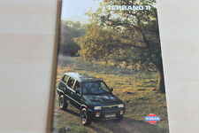 147115) Nissan Terrano II Prospekt 06/1995