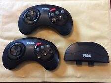 2 Wireless Sega Megadrive Controllers  - Fast Post