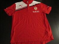 060217 / 10. Älteres Shirt VFB Stuttgart in rot Größe L
