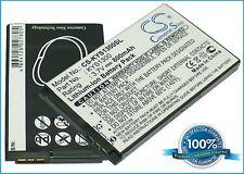 3.7V battery for Kyocera TXBAT10182, Kyocera S1300, S1300 Melo, Melo s1300, Jax