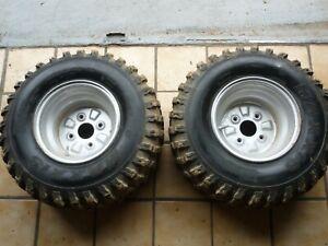 Reifen & Felgen hinten Quad Kreidler / SMC Ram 150 /170 / 250 / Barossa Original