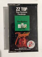 ZZ Top, Cassette, 2 In 1, Fandango And Tres Hombres