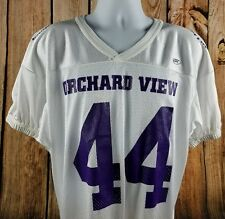 Orchard View Muskegon Michigan Football Jersey Size Large RAWLINGS NEW TAGS!