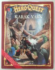 KARAK VARN - EXTENSION HERO QUEST - COMPLÈTE - CONTENU NEUF