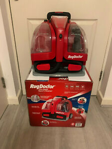 Rug Doctor Portable Spot Carpet Car Seat Cleaner - Boxed - Used Once