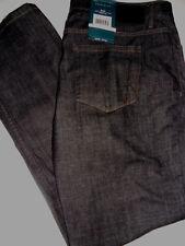 Perry Ellis 32 X 30 Slim Straight Stretch Low 020 Black Denim 300px Jeans