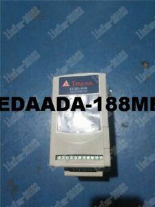 1pc secondhand T-verter e2-201-h1a 0.75kw 220v