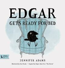 Edgar Gets Ready For Bed: A Babylit?first Steps Picture Book (babylit First S...