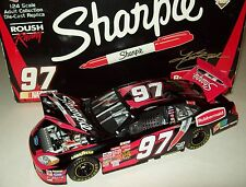 Kurt Busch 2002 Sharpie #97 Roush Racing Team Caliber Owners 1/24 NASCAR Diecast