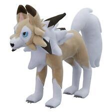 "Nintendo Pokemon Center Go Lycanroc Plush Toy Rugarugan Stuffed Animal Doll 9"""