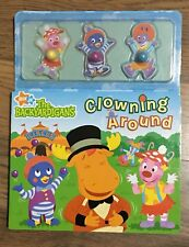 Backyardigans: Clowning Around by Artifact Group Staff and Emma Leigh (2007) New