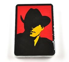 Marlboro Zigaretten-Mann Cowboy Spielkarten Karten USA Playing Cards - rot