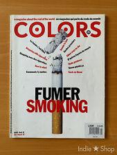 COLORS Magazine #21 – Smoking