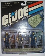 Hasbro GI Joe 1998 Cobra Infantry Team MOC Viper Trooper Officer