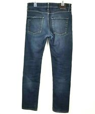 Jack & Jones 34 x 32.5  Nick Regular Fit Button Fly Premium Jeans Italy Made