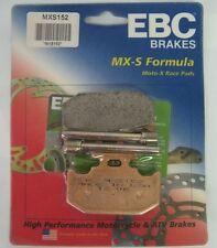 EBC MXS Series Moto-X Offroad Rear Brake Pads 1996-2013 Suzuki DR650SE # MXS152