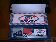 WHITE ROSE COLLECTIBLES 1998 LIMITED EDITION 1:80 DIECAST TRANSPORTER TRUCK +BOX