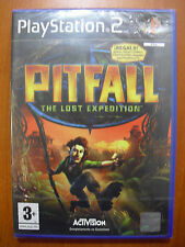 Pitfall: The Lost Expedition PlayStation 2 PS2 PStwo Pal-España NUEVO PRECINTADO