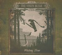 THE VISION BLEAK - WITCHING HOUR (LIMITED DIGIPAK)  CD  9 TRACKS  METAL  NEUF