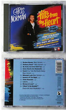 CHRIS NORMAN Hits From The Heart Incl. 4 Maxi-Vers. . 1988 Hansa CD Prod. Bohlen