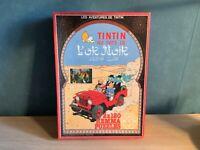 Puzzle Tintin Hema. Tintin au pays de l'or noir + Le temple du soleil. 1985