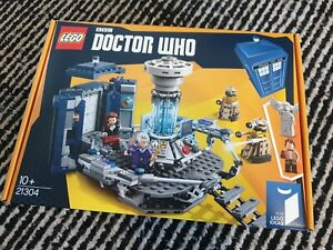LEGO 21304: Ideas Doctor Who (Retired Set) NEW!!