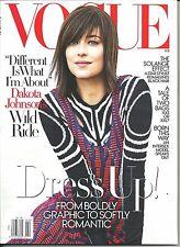 Vogue February 2017 Dakota Johnson Free & Fast SnH Best Deal on Ebay L@@K !!