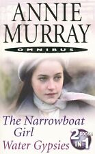 THE NARROWBOAT GIRL AND WATER GYPSIES, ANNIE MURRAY - PAPERBACK, NEW BOOK