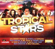 TROPICAL STARS - RADIO LATINA - 2 CD COMPILATION NEUF ET SOUS CELLO