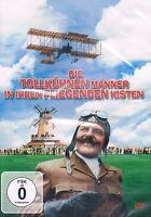 DVD DIE TOLLKÜHNEN MÄNNER IN IHREN FLIEGENDEN KISTEN Gert Fröbe Kult Neu+OVP