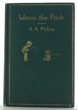"Vintage- ""Winnie The Pooh"" By A.A. Milne- First Edition Book (1926)"
