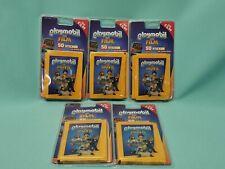 Blue Ocean Playmobil The Movie Sticker 5 x Blister / 50 Tüten