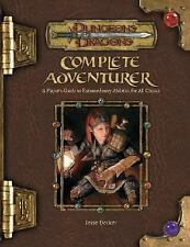 DUNGEONS AND DRAGONS Complete Adventurer