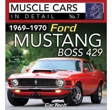 Revistas, manuales y catálogos de motor Mustang Ford