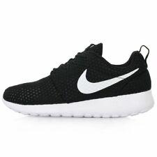 Nike Black With White Tick Odd Sizes Left Foot UK 8 Right Foot UK 9