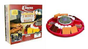 Sterno 70260 S'Mores Maker Kit Red - BRAND NEW SEALED