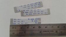 3Pcs. 9 PIN 50mm AWM  20624 RIBBON FLEX CABLE 1.00mm same side  9PIN 5cm
