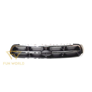 91121AE460 New Genuine Subaru Front Grille Assembly Chrome 2003-2006 Baja
