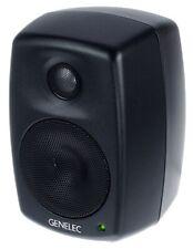 GENELEC 6010B, 2-Way 12W BI-AMPLIFIED ACTIVE LOUDSPEAKER STUDIO MONITOR 93dB