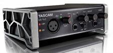 Tascam US-1x2 USB Audio Interface