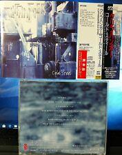 Cliffhanger - Cold Steel (CD, 1995, Apollon Inc., Japan w/OBI) Promo