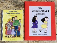DOORPOSTS Homeschool Honor Your Father&Mother, Brother Offended Checklist Books
