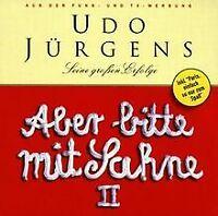 Aber Bitte mit Sahne 2 von Jürgens,Udo   CD   Zustand gut