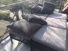 Moderne Garten-Garnituren & -Sitzgruppen aus Aluminium mit bis zu 6 Sitzplätzen