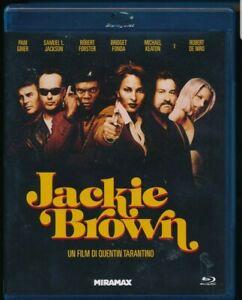 Jackie Brown BLU-RAY Quentin Tarantino