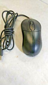 Dell Optical USB Black Mouse - Dell M-UAR DEL7 / Dell P/N XN966