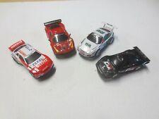 Carrera Go 4er Pack Autos Ferrari / Porsche.....1:43