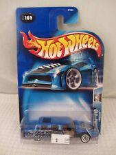 Hot Wheels  2003-165 -  Limozeen  Blue  NOC  1:64 scale  (1117)  57154